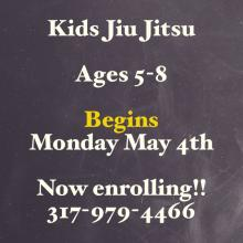 Kids BJJ Greenwood