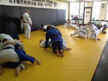 Indianapolis Brazilian Jiu Jitsu Training