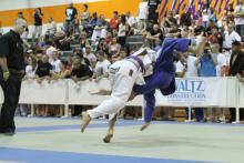 Indianapolis Brazilian Jiu Jitsu competition class