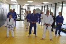 Indianapolis Jiu Jitsu Pre Warm Up