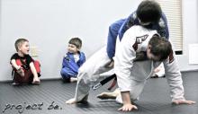 Kids Jiu Jitsu Indianapolis